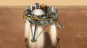 NASA: Insight высадился на Марсе